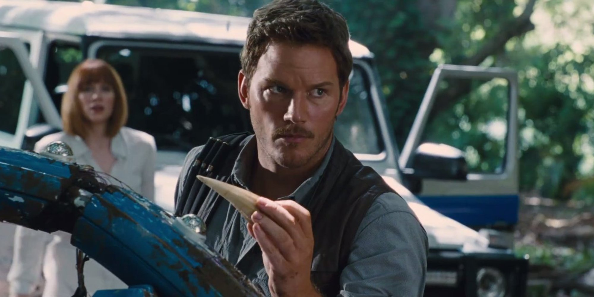 Film Review Jurassic World 2015 Andrew Beeken