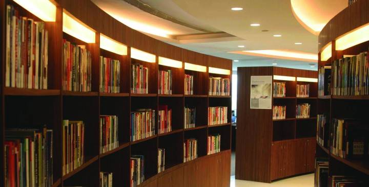 The_Library_at_Cheung_Kong_GSB_Beijing_Campus